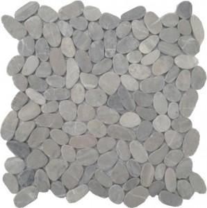 Kieselsteine auf Matten KM002B unverfugt