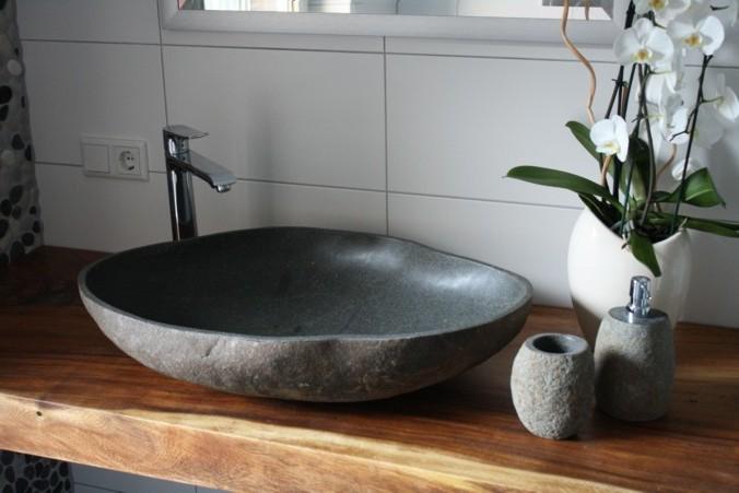 steinwaschbecken vom fliesenonkel der fliesenonkel. Black Bedroom Furniture Sets. Home Design Ideas