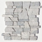 """Wandverkleidung aus Marmor """"Castello Grigio"""""""