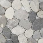 Mosaik Kieseloptik