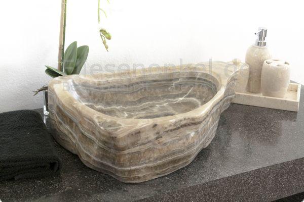 waschbecken by gerken naturstein wohndesign. Black Bedroom Furniture Sets. Home Design Ideas
