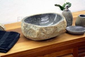 Waschbecken Megalith