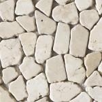 Bruchmosaik aus Marmor BM001
