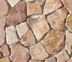 Bruchstein Mosaik