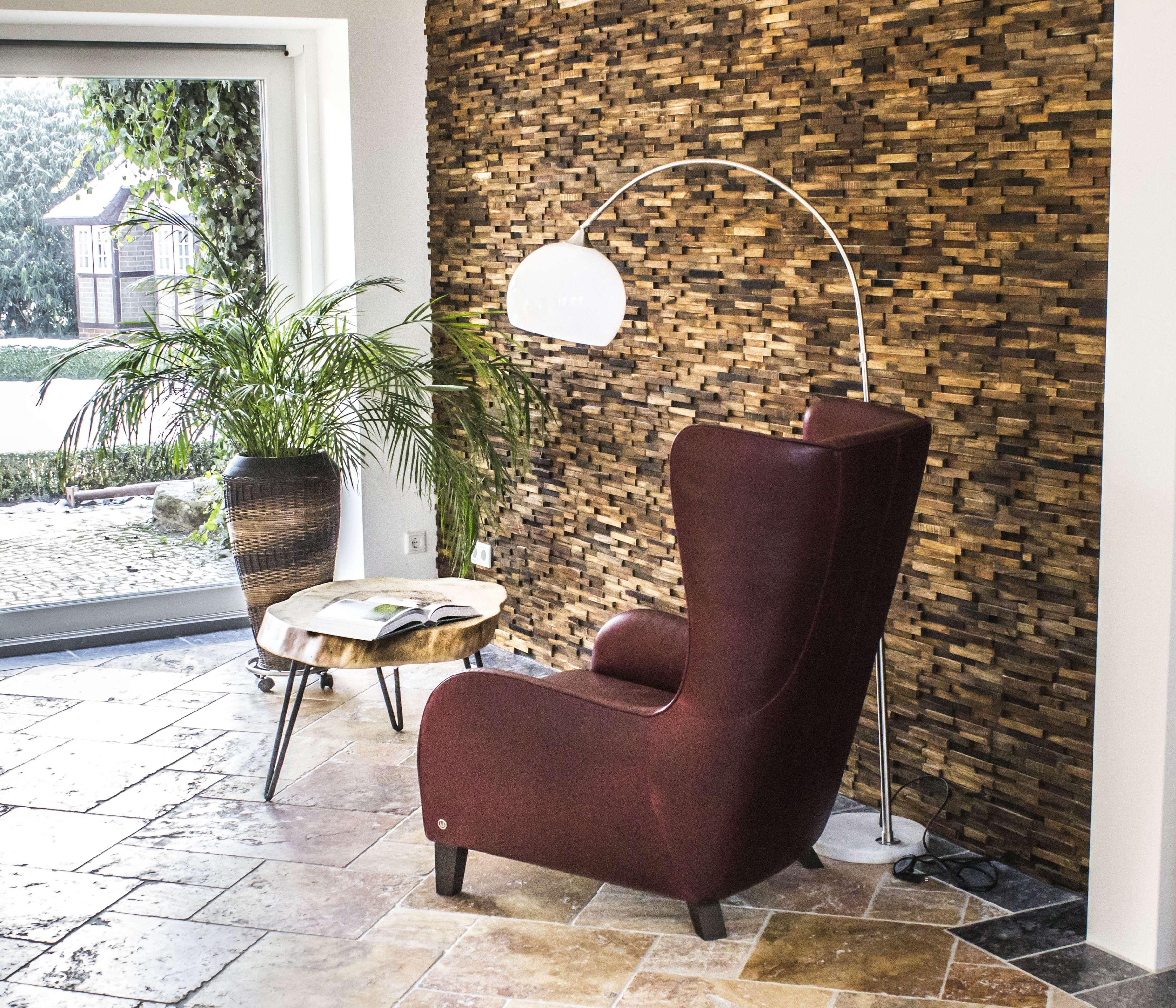 wandverkleidung aus holz. Black Bedroom Furniture Sets. Home Design Ideas